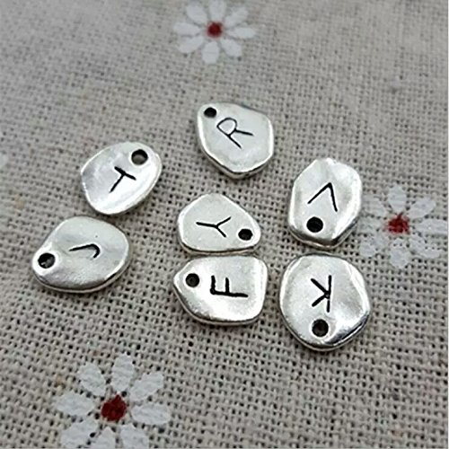 Metal Alloy Charms - 6