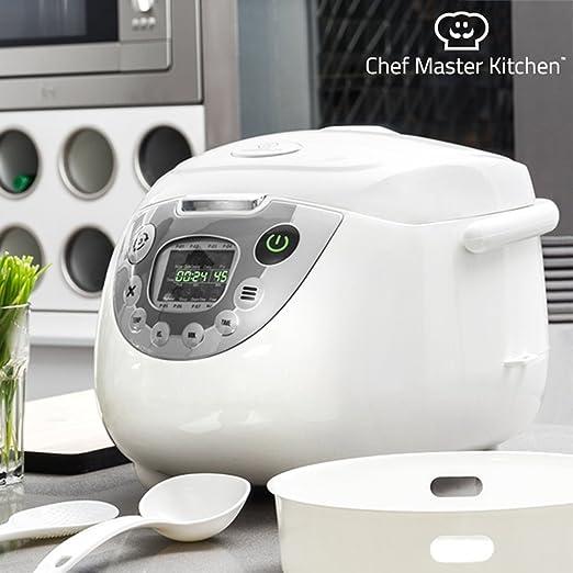 Chef Master Kitchen IG102908 Robot de cocina, 5 L, 800 W: Amazon ...