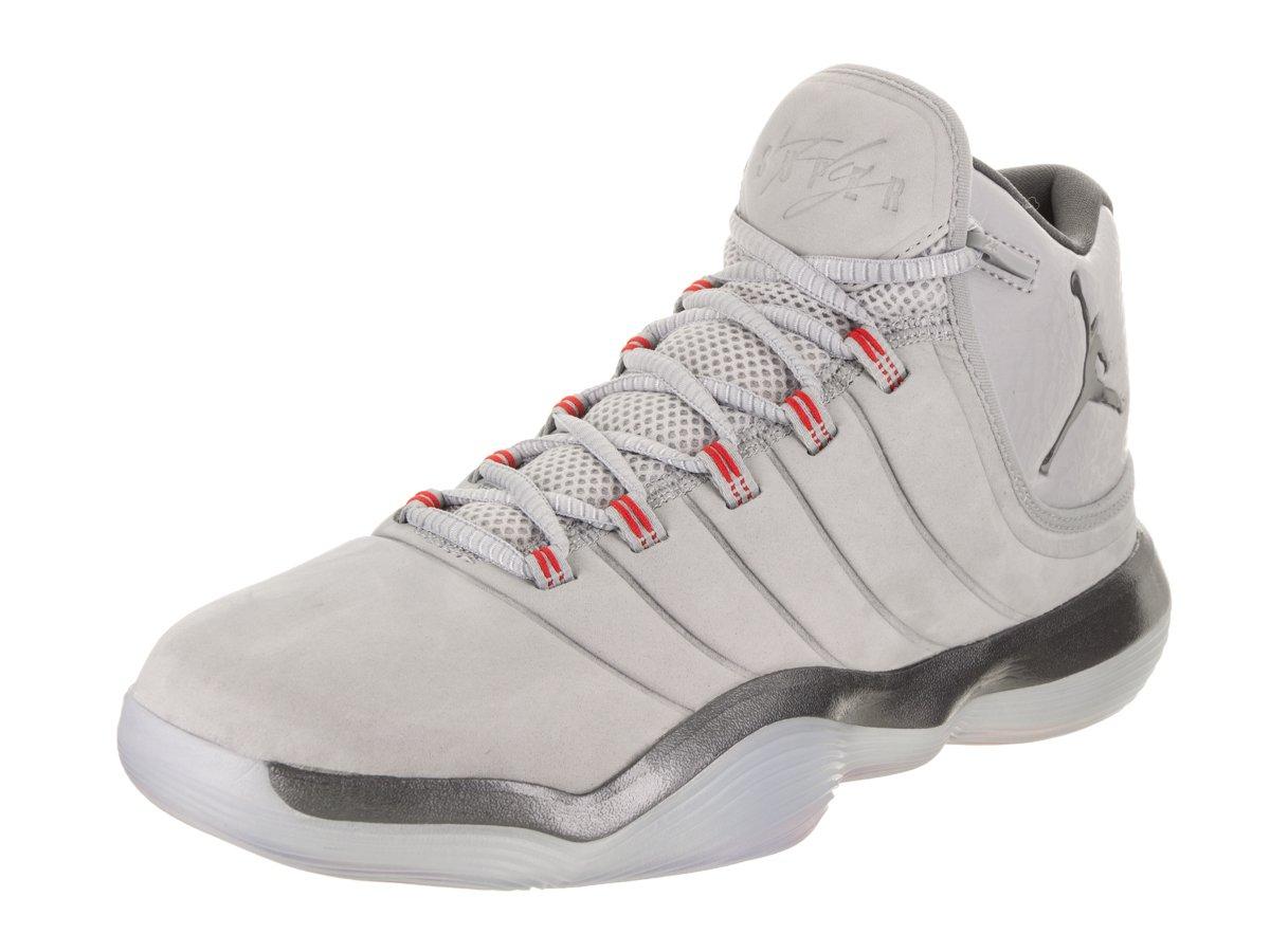 Nike Jordan Men's Jordan Super.Fly 2017 Wolf/Grey/Dark/Grey Basketball Shoe 9 Men US