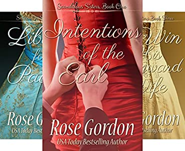 Intentions of the Earl (Scandalous Sisters Book 1) - Kindle