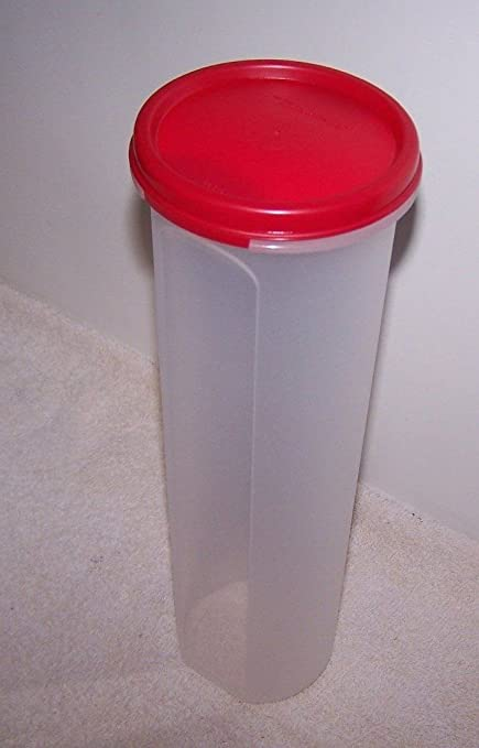 Amazoncom Tupperware Spaghetti Dispenser Red Seal DESIGN 1 1