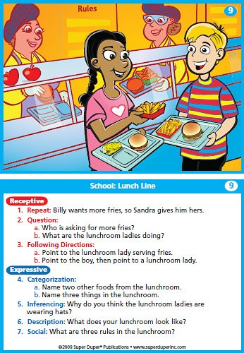 Super Duper Publications Pirate Talk Language, Communication, and Social Skills Board Educational Learning Resource for Children by Super Duper Publications (Image #4)