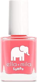 product image for ella+mila Nail Polish, Samba Collection - Pinktini