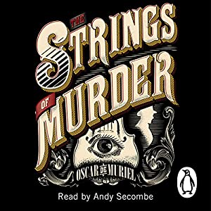 The Strings of Murder Audiobook