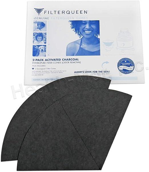 Filter Queen Enviropure Conos de filtro de carbón activado, 2 ...