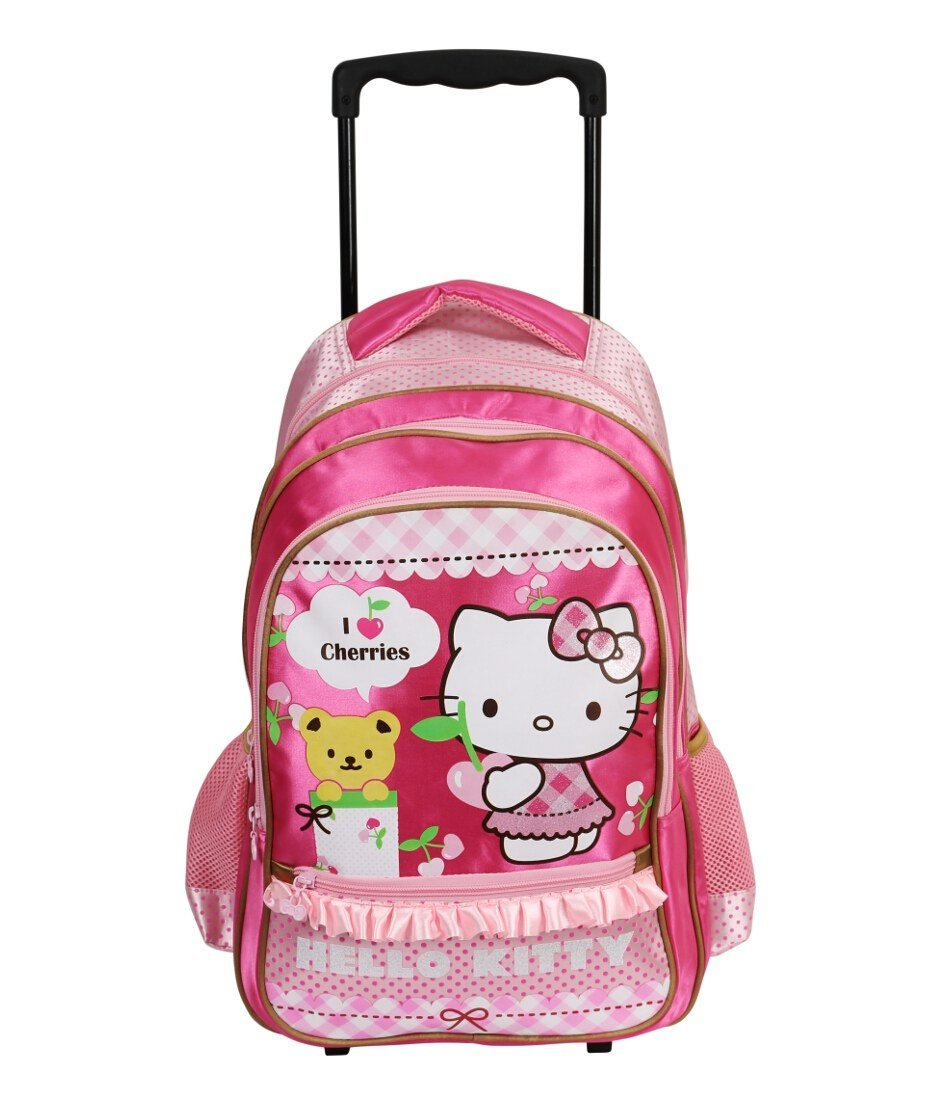 4930cf827c Hello Kitty Trolley Bag