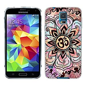Hu Xiao Head case cover Designs Pink Spatter OM Gel Back case cover m45BZrOgVPn Cover for Samsung Galaxy S5