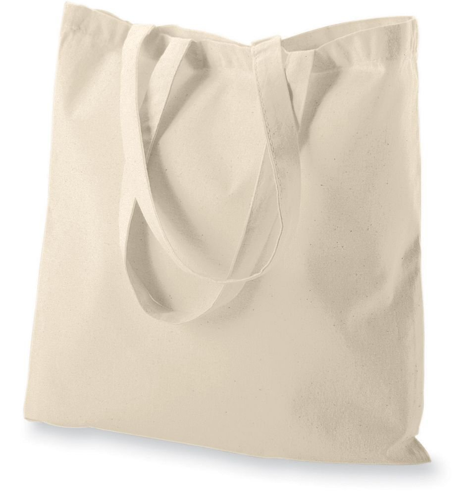 Green Atmos reusable 20 pack 15 X 16 inch reusable grocery bags 5.5 oz cotton canvas tote eco friendly super strong reusuable washable great choice for promotion branding and gift by GREEN ATMOS