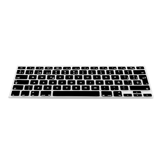 4 opinioni per kwmobile protezione in silicone per tastiera QWERTY (Spagna) per Apple MacBook