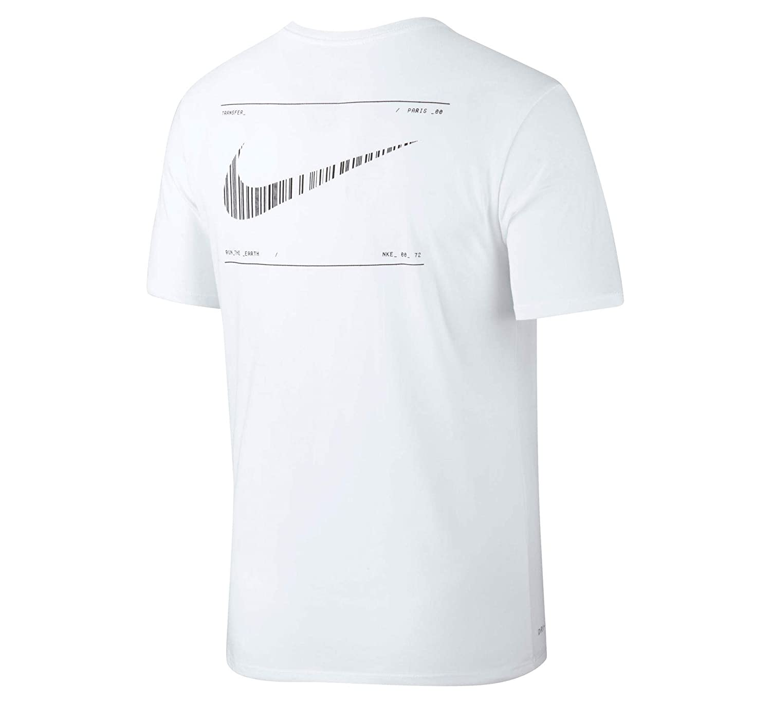 T Shirt Nike M NK DRY TEE RUN PARIS