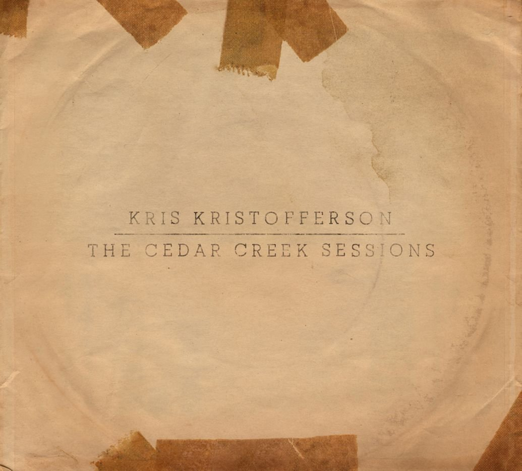 Kris Kristofferson - The Cedar Creek Sessions (Digipack Packaging)