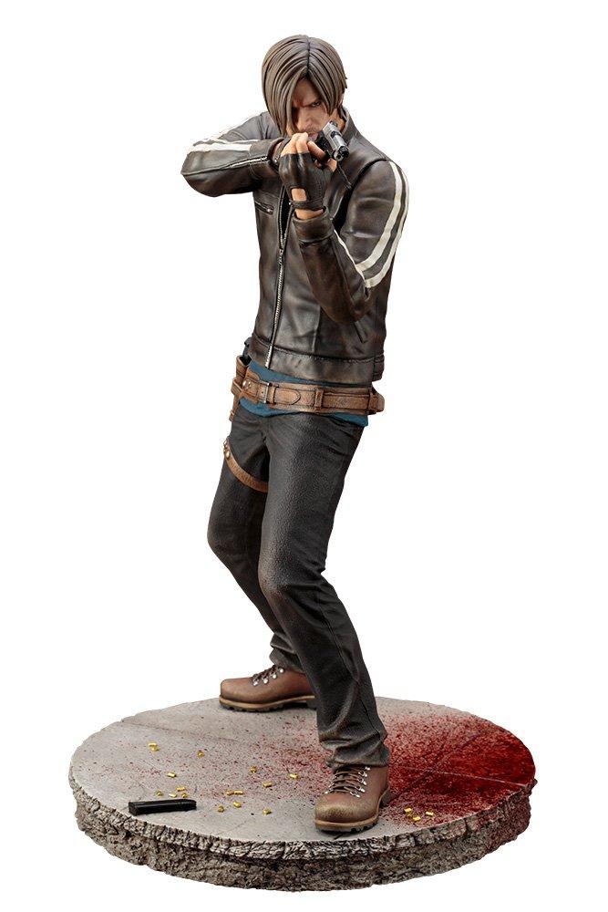 Kotobukiya Resident Evil: Vendetta Statue 1/6 Leon S. Kennedy 28 cm