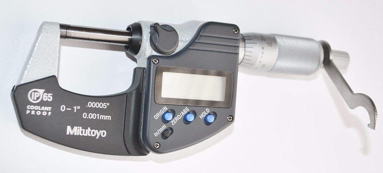 Micrometer Spanner Wrench Mitutoyo Starrett Brown /& Sharp Fowler CALIBRATION