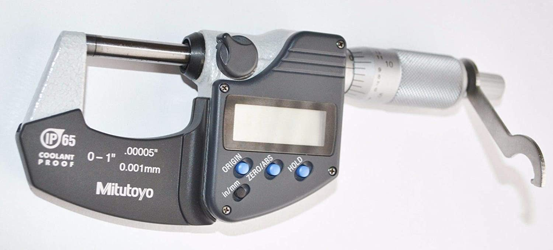 Starrett Spanner Wrench For Micrometer