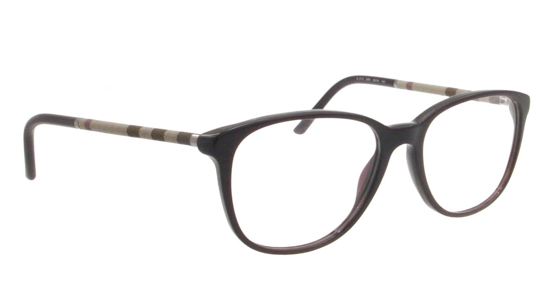 fb88f0fba816 Burberry Eyeglasses BE 2112 BURGUNDY 3265 BE2112 52  Amazon.co.uk  Clothing