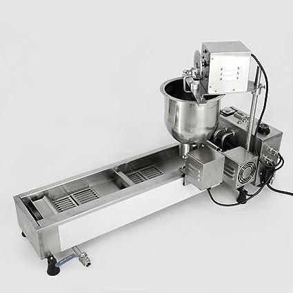 Amazoncom Kolice Automatic Mini Frying Doughnuts Making Machine