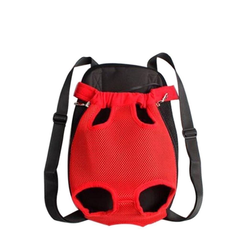 risparmia fino al 50% Daeou Zaino per animali domestici domestici domestici Zaino fuori zaino portatile da viaggio traspirante 28  18cm  vendita online