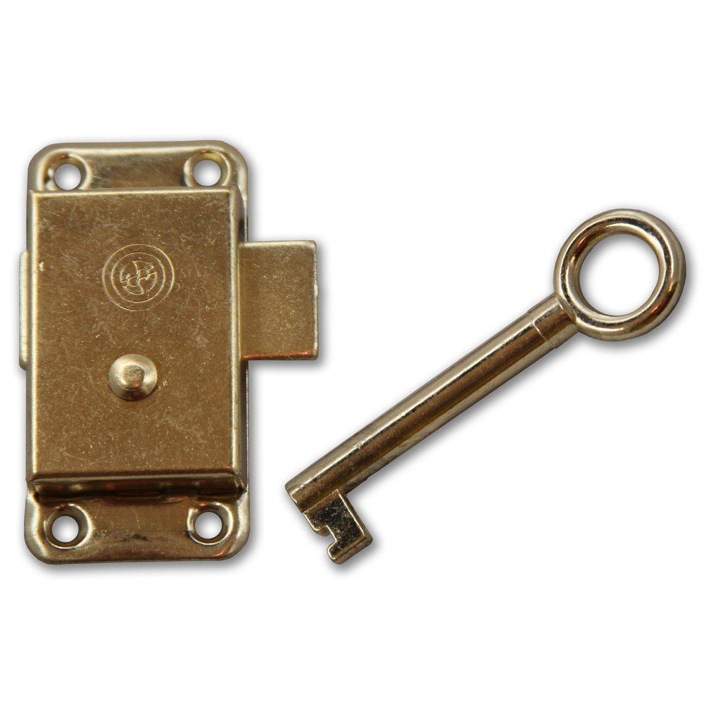 Kitchen Cabinet Door Locks Wardrobe Cupboard Drawer Cabinet Door Lock And Key 63mm With
