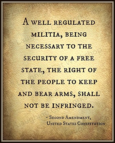 - Second Amendment 2nd amendment United States Constitution print President Trump Right to Bear Arms Guns Legal American USA US History Teachers decor Back to School Poster Law School Civil Rights Art