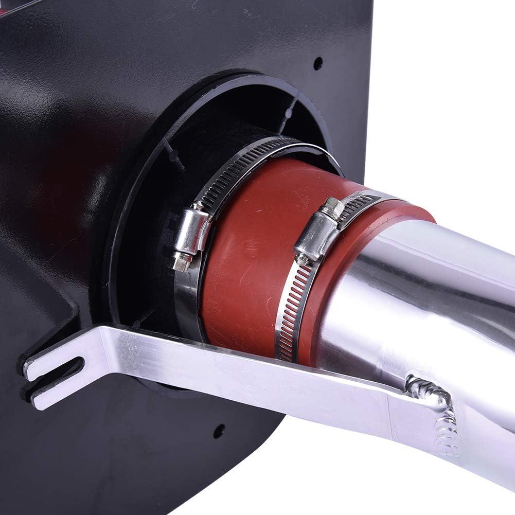 Ai CAR FUN 4 Heat Shield Cold Air Intake Kit with Filter Cold Air Intake System Fit for 2007-2008 Silverado 1500 Tahoe 2007-2008 GMC Yukon Cadillac Escalade