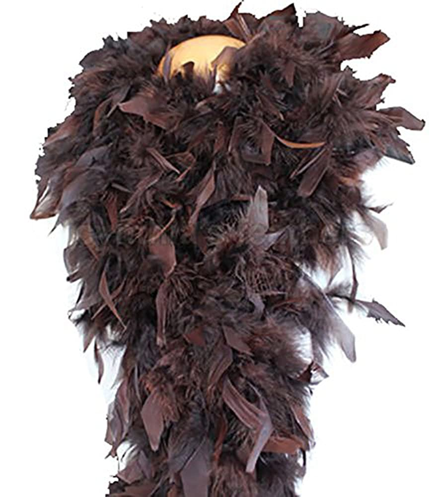 Cynthias Feathers 80g Chandelle Feather Boas Over 30 Color /& Patterns