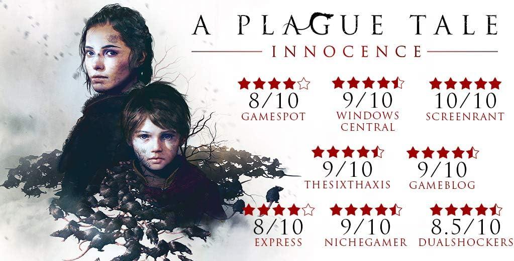 A Plague Tale : Innocence [Importación francesa]: Amazon.es: Videojuegos