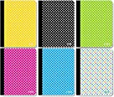 70 Pg. 1-Subject Polka Dot Composition Notebok 48 pcs sku# 1917739MA