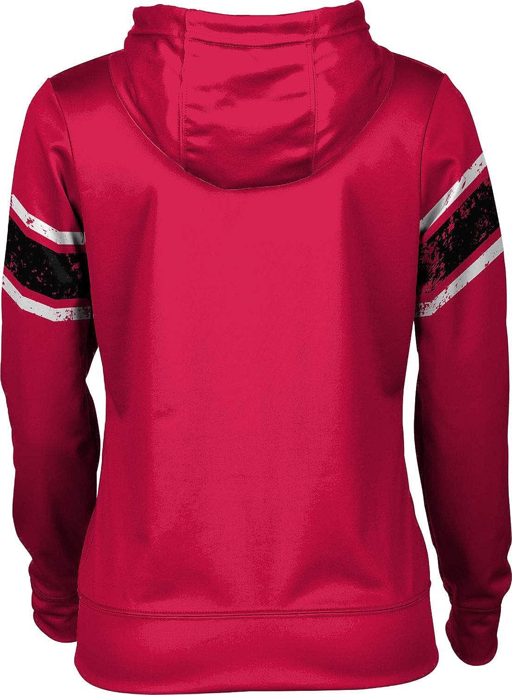 School Spirit Sweatshirt ProSphere University of Utah Girls Pullover Hoodie End Zone