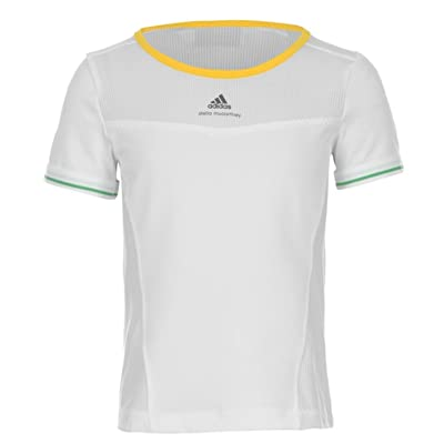 Adidas Stella McCartney ASMC Barricade Tennis Youth Girls Shirt