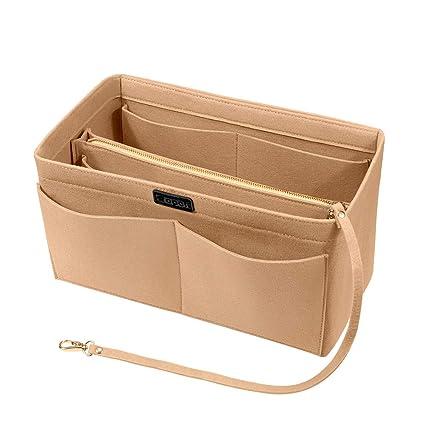Feltro Organizer Borsa Donna, Ropch Bag in Bag Borsa