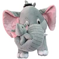AVS Elephant With Baby Cuddles Soft Toy - 26 Cm Grey