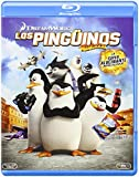 Los Pingüinos De Madagascar [Blu-ray]