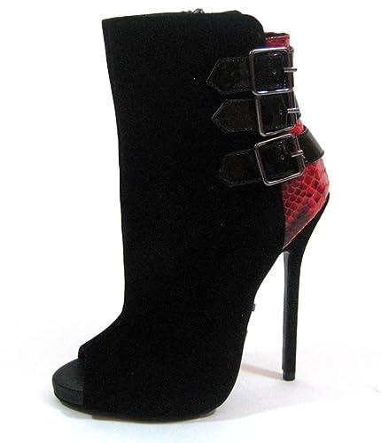 Highest Heel Women's Sultry-11 Bootie