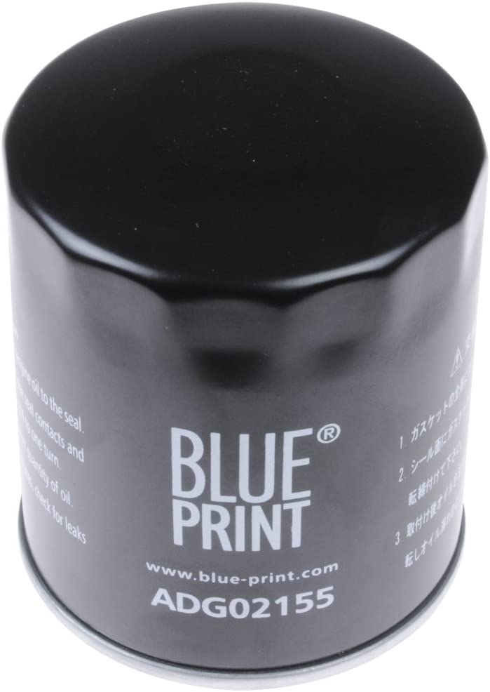 Blue Print ADG02155 Oil Filter pack of one