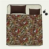 smallbeefly Casino Decorations survival blanket Doodles Style Art Bingo Excitement Checkers King Tambourine Vegasspace blanket