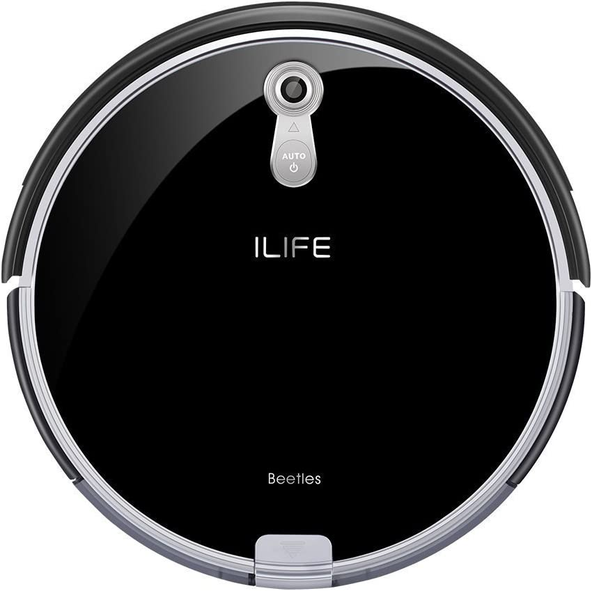 iLife A8 Robot aspiradora con una cámara de navegación panorámico ...