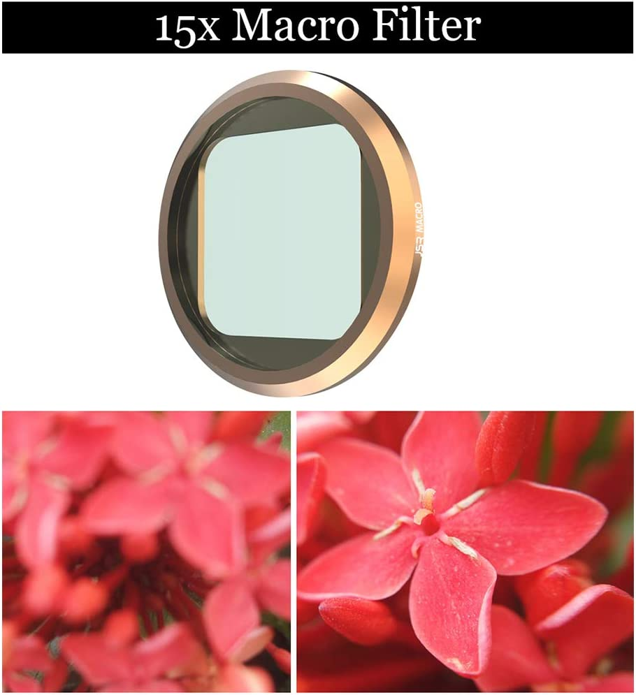 Ultraviolet Ultra Slim Optical Glass CPL//Night//ND4//ND8//ND16//ND32//ND64//STAR Filter Xingsiyue Lens Filter for GoPro Hero 8