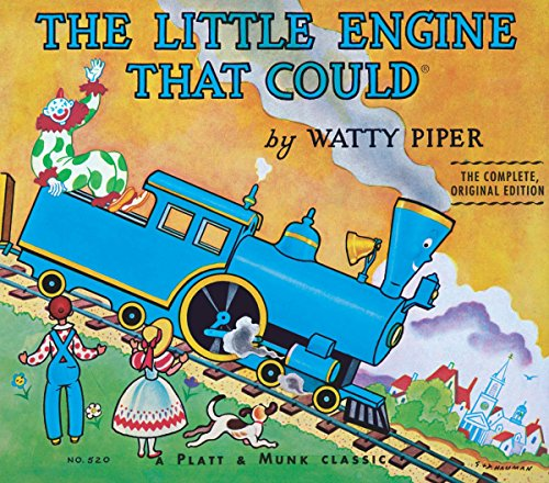 The Little Engine That Could (Original Classic Edition) (Reading To Your Baby In The Womb)