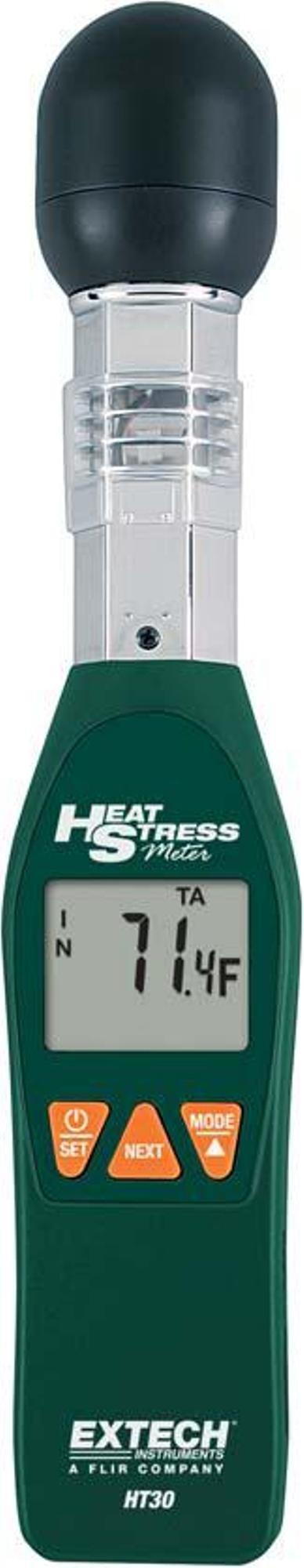 Extech HT30 Heat Stress WBGT Meter by Extech