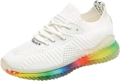 Posional Zapatos para Correr Zapatillas De Basquet Ofertas De Zapatillas Running Zapatillas De Deporte para Mujer Zapatillas De Deporte Pareja Amortiguador De Aire: Amazon.es: Deportes y aire libre