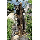 Design Toscano Bear Cub Statue by Artist Samuel Lightfoot Review