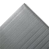 Crown FJS736GY Ribbed Anti-Fatigue Vinyl Mat, 27'' by 36'', Gray
