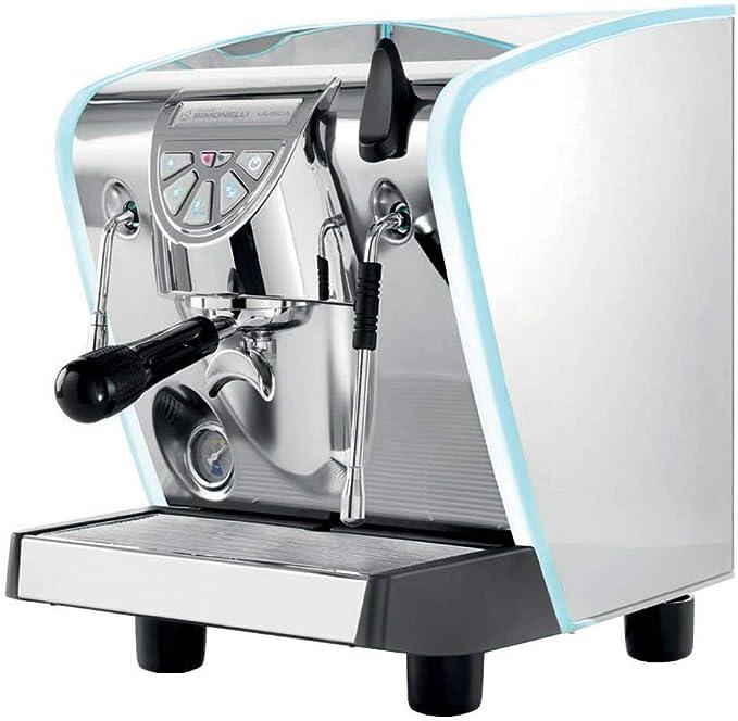 Nuova Simon Elli Musica Lux máquina de café espresso: Amazon.es: Hogar