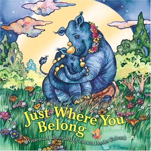 Just Where You Belong by Brand: Ideals Childrens Books