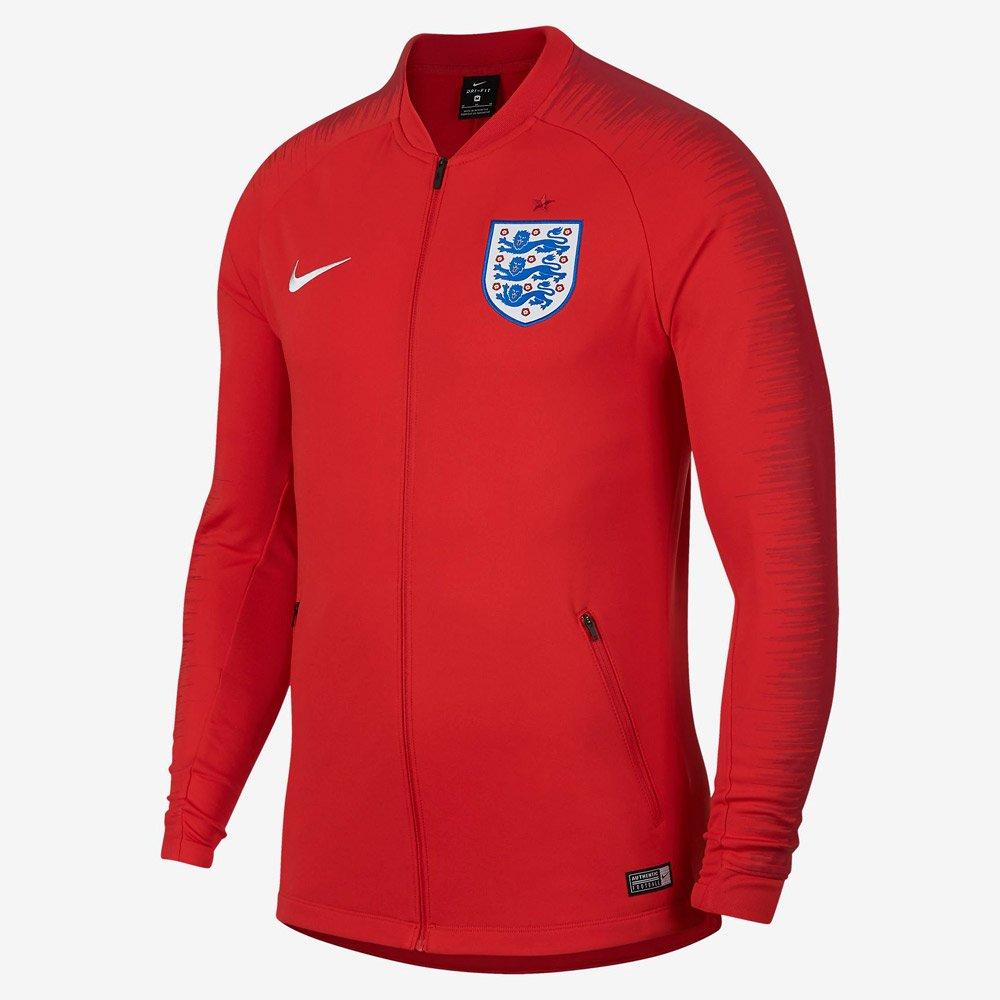NIKE(ナイキ) メンズ サッカーウェア ENT アンセムジャケット イングランド代表 893588 B07D6FZMTC603チャレンジレッド Large