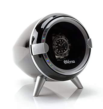 Amazon.com  Versa Neo Single Watch Winder in Black  Watches aad26eb214
