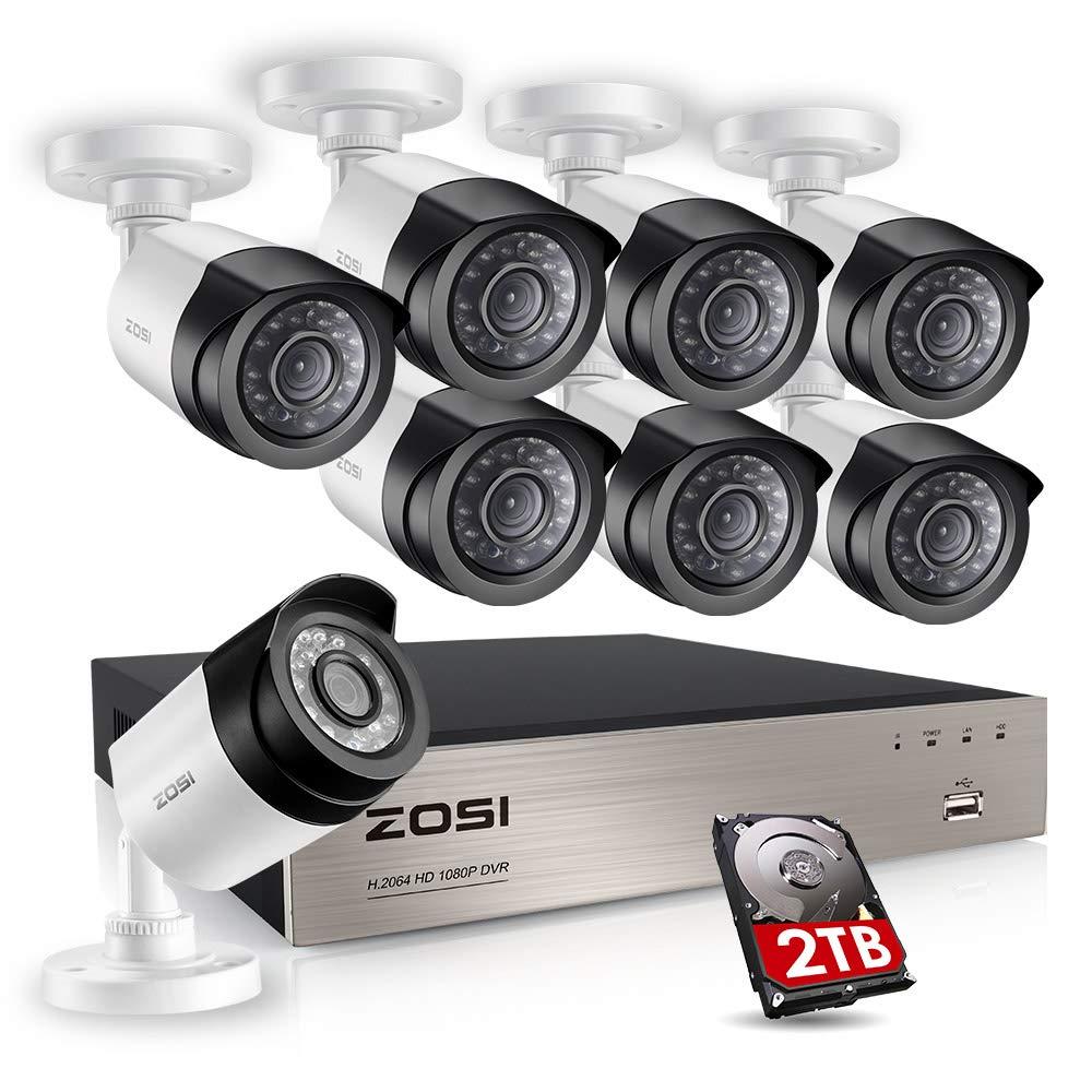 Top 5 hack surveillance camera