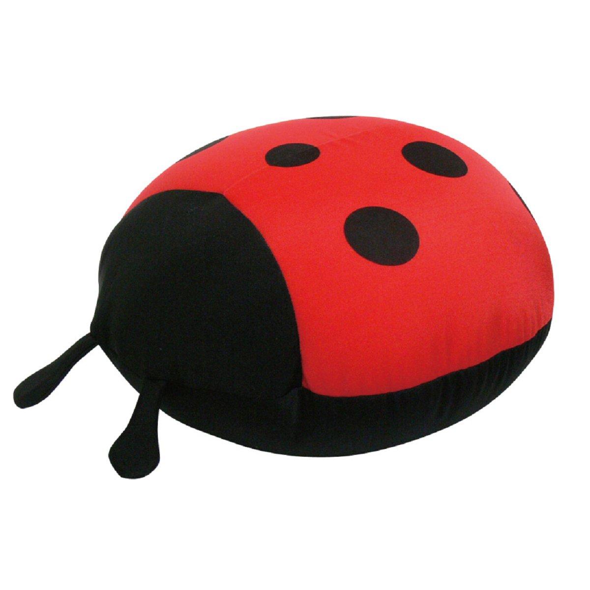 Cushion Coccinellidae Ladybug cushion Red FH- 58 by Sales of Flex (Flex)