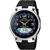 Relógio Masculino Anadigi Casio AW-82-1AVDF - Preto