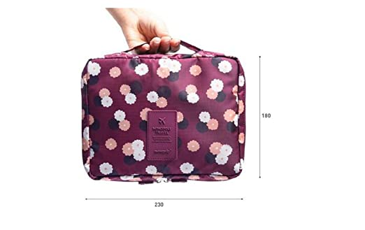 Amazon.com: pockettrip transparente bolsa de maquillaje ...